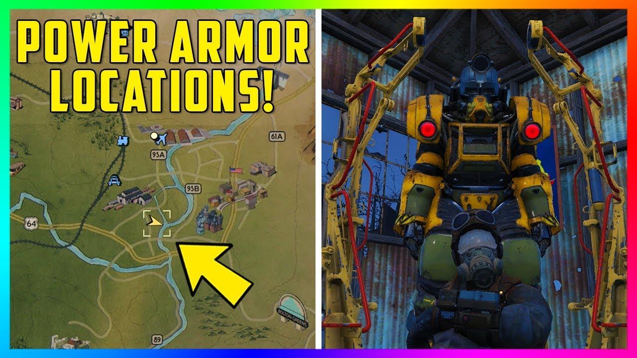 fallout vault 76 power armour edition