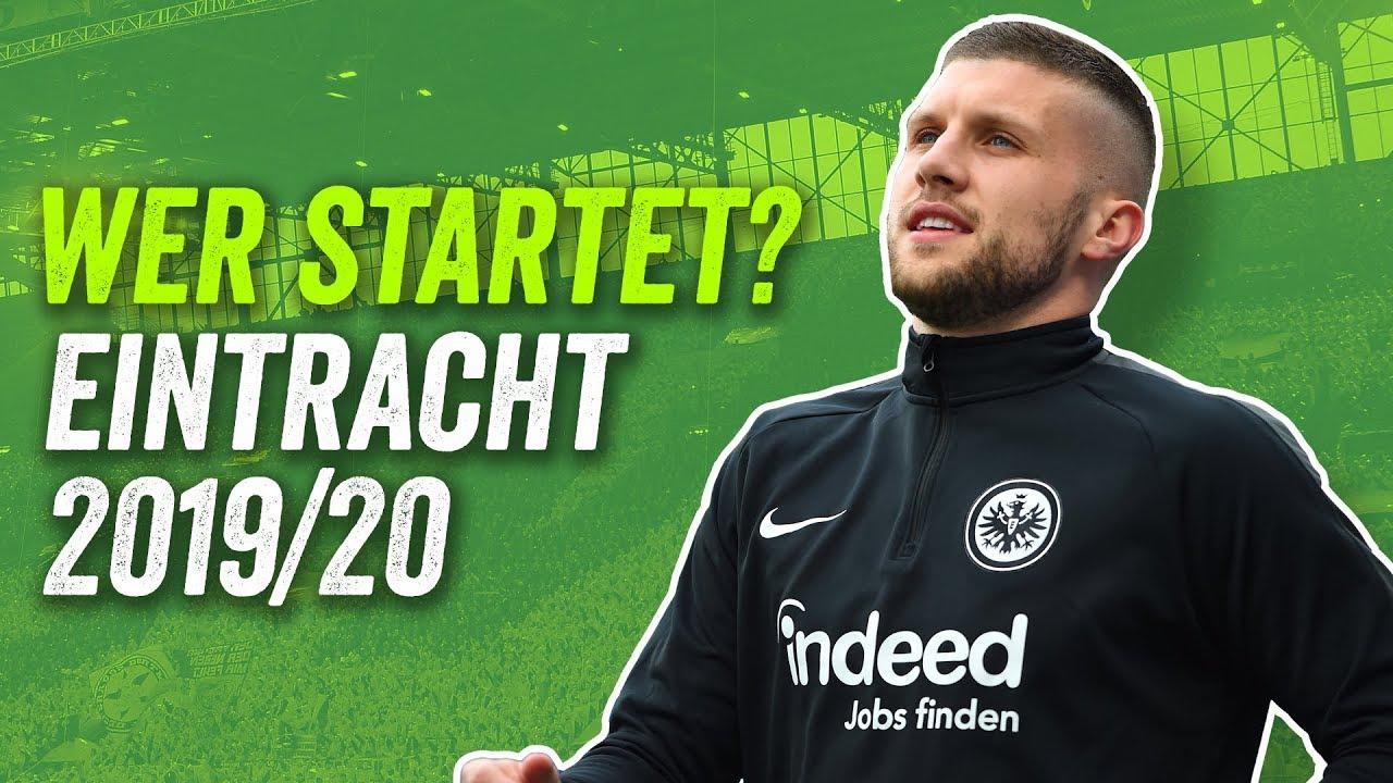 Kamada, Rebic und Paciencia statt Jovic und Haller! Frankfurts Startaufstellung 2019/20