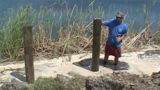 Wood Sea Wall - Lake Project, St Pete