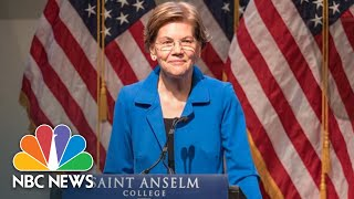 Baixar Senator Elizabeth Warren Promises 'Real Change' To Fight Economic Corruption | NBC News