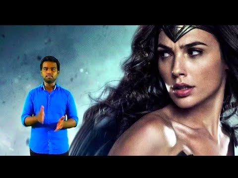 Wonder Woman Review In Tamil By DREAMWORLD   Gal Gadot    A Real Battle Begins B/w Marvel And DC