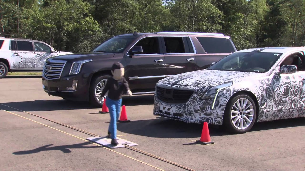 2016 general motors new active safety test area for General motors annual report 2016