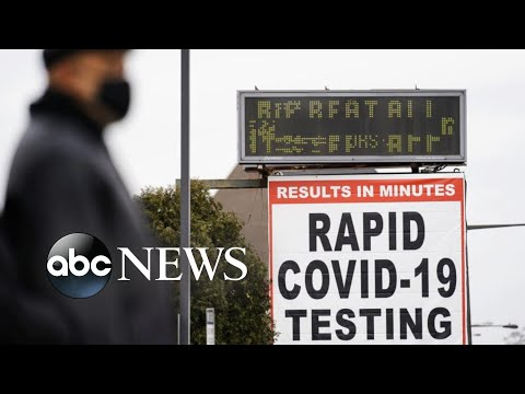 ABC News Live Update: CDC issues …