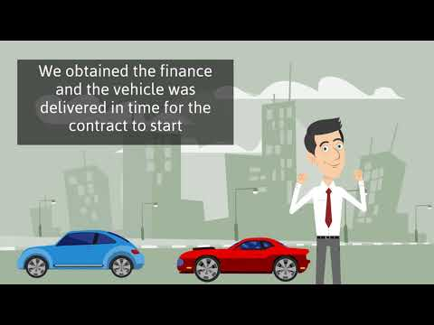 Vehicle Finance from SME Business Finance (Sutton)