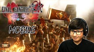 Akhirnya Rilis Juga :D   Final Fantasy: Awakening (CBT) - Indonesia   Android Action-RPG