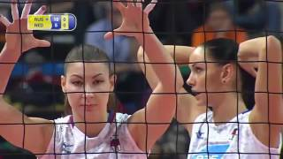 2016 olympic qualification russia vs netherlands women s volleyball european