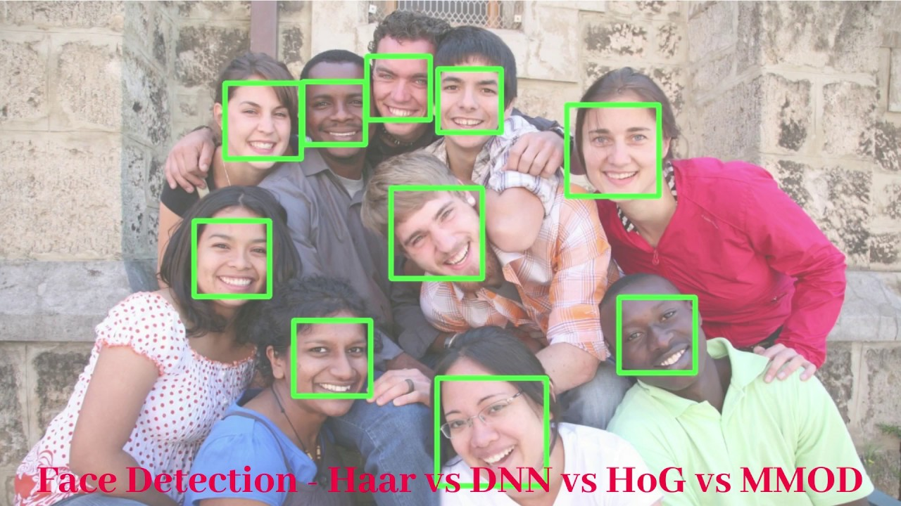 Face Detection - OpenCV, Dlib and Deep Learning | Learn OpenCV