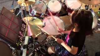 Apr.27.2013 ViNAWALK MUSIC DELIGHT 11th SP Earth, Wind & Fire Medle...