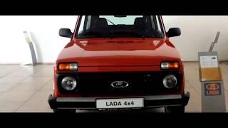 Лада 4x4 (2017) краткий видео обзор. Lada 4x4 (2017) short video review.