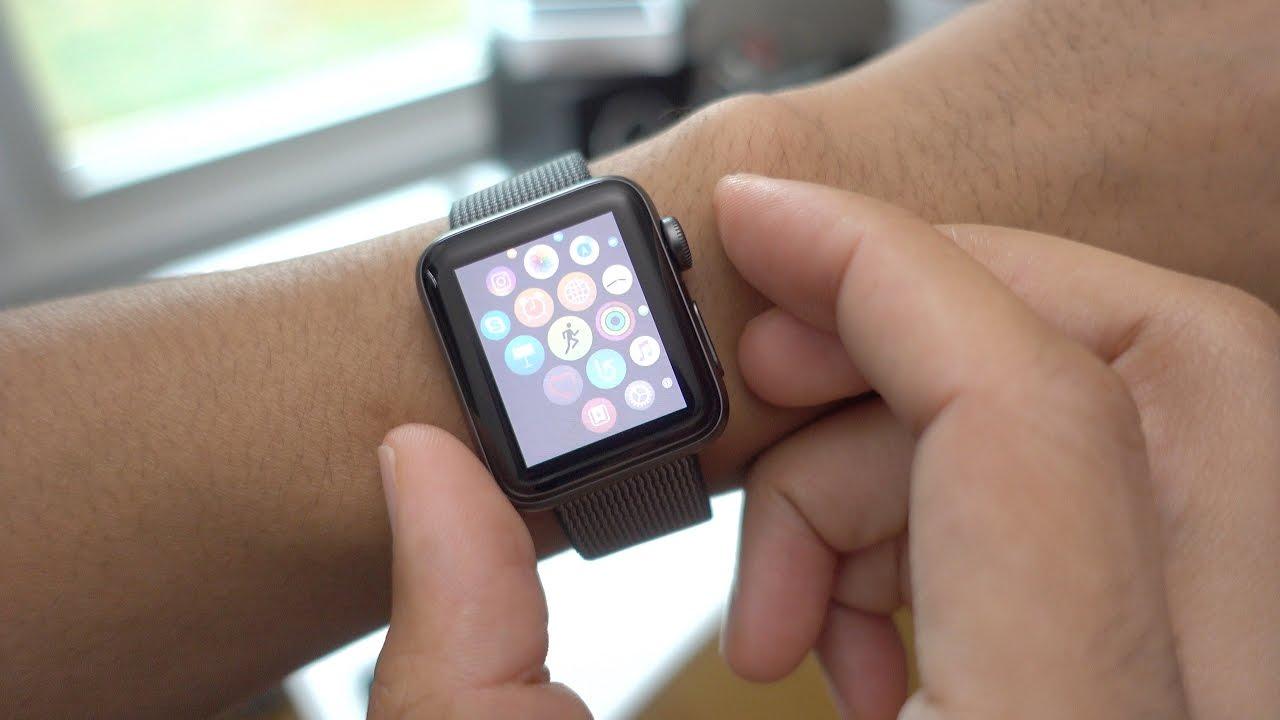 К сожалению, разработчиками не предусмотрен встроенный трекер сна на apple watch.