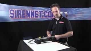 Chris mounts Rigid lights on a Unibar Lighting Bracket
