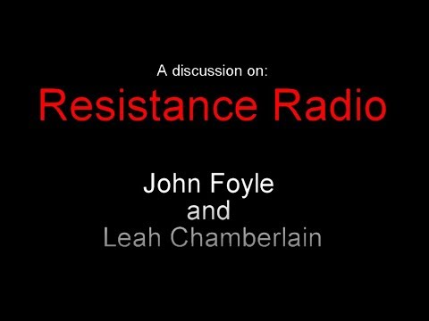Resistance Radio Dialog