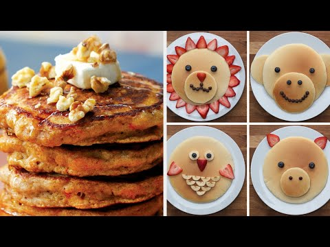 Perfect Pancakes To Lift Your Mood • Tasty Recipes