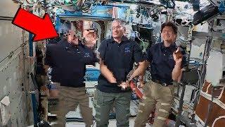 Un Fallo en la ISS Causa un Gran Revuelo en Internet