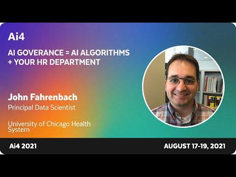 AI Governance = AI Algorithms + Your HR Department