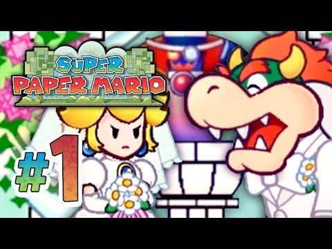 Game Over Mario - Super Paper Mario #1