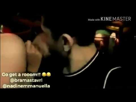 Viral!! Verrell Bramasta ciuman mesra dgn nadine Natasha wilona Ngak mau kalah