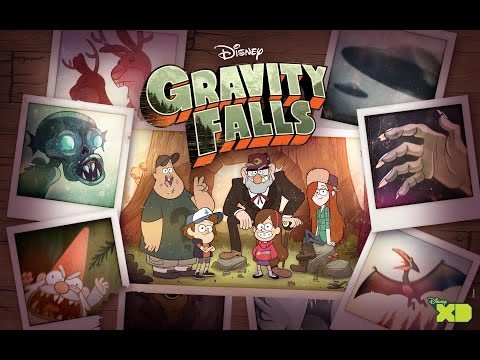 Gravity Falls OST - Complete Soundtrack