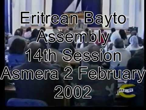 Asmera dimsi bayto 14th session 2.2002 Tigrina audio