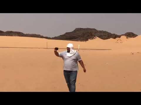Djanet : Rachid Nekkaz Au Cœur Du Paradis Désertique Au Tassili