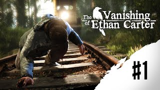 The Vanishing of Ethan Carter Gameplay: Detective | Vanishing of Ethan Carter Walkthrough [Part 1]