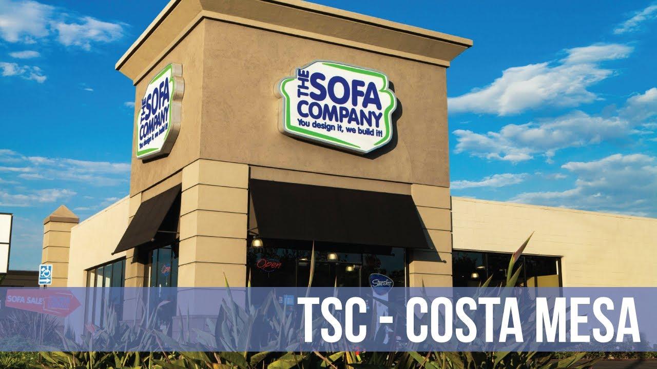 The Sofa Company In Costa Mesa Orange County