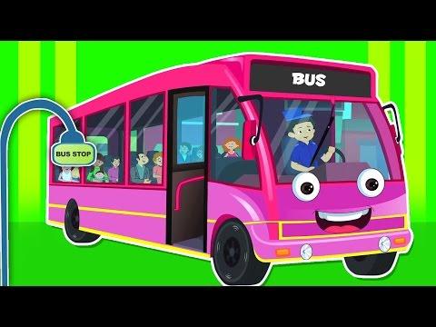 Räder auf dem Bus | Kinderreime in Deutsch | Kinder Lieder Sammlung | Wheels on the Bus