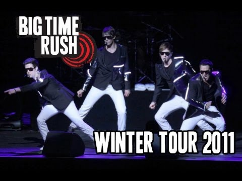 Big Time Rush - Winter Tour 2011 - Full Concert - Remastered