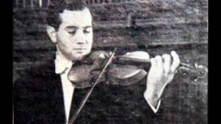 Wieniawski / Igor Oistrakh, 1955: Violin Concerto No. 2 in D minor - Complete