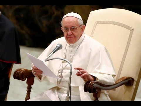 KTF News - Pope Francis Sends Message to the Merchants of the Earth