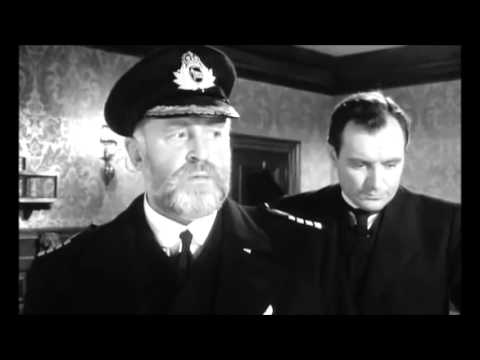 "Movie to Watch for National Titanic Remembrance Day: ""A Night to Remember"" (Roy Ward Baker 1958)"