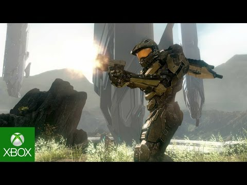 Microsoft bets on 'Halo' to rock Xbox One holiday sales