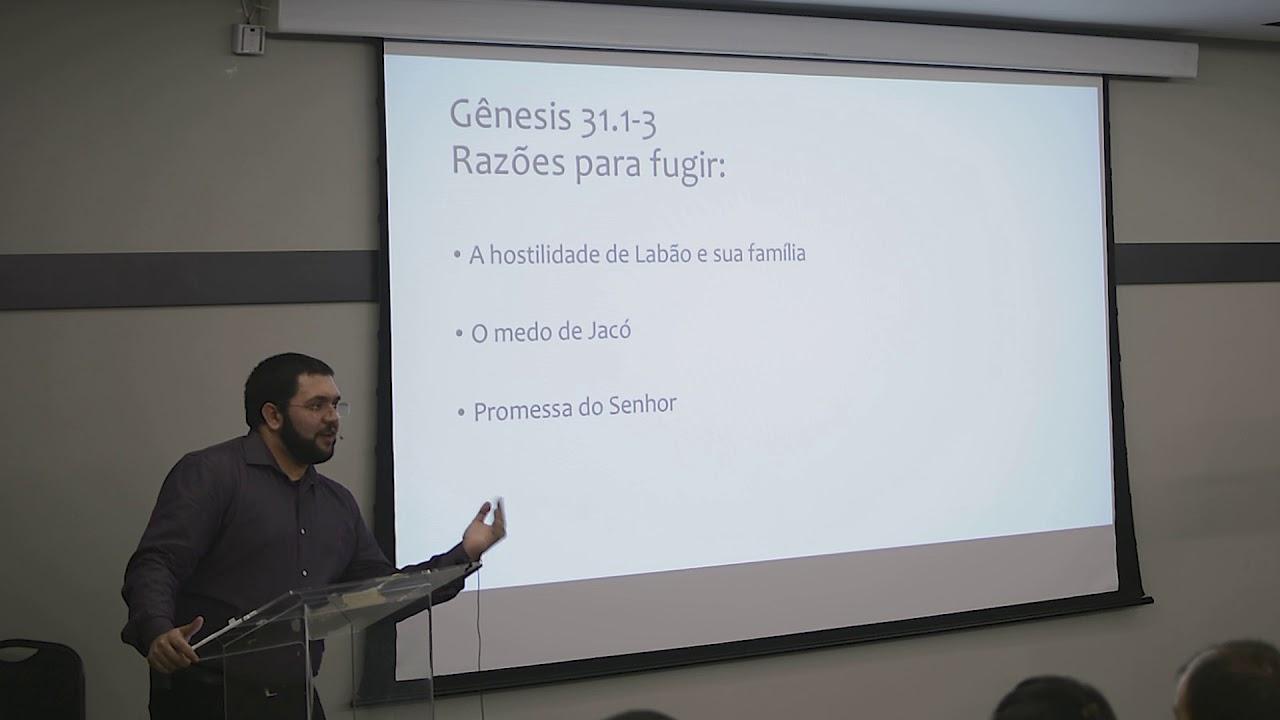 Gênesis 31 | Jonatas Miranda