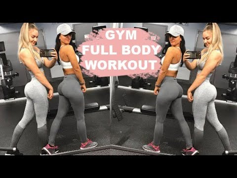Gym Full Body Workout w/ Bella Rahbek