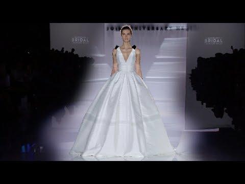 Jesus Peiro | Bridal 2019 | Barcelona Bridal Fashion Week 2018