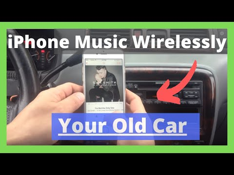 How to Connect iPhone 6 to Older Car Radio and Add Talk Handsfree