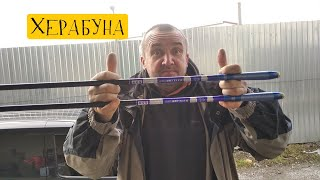 МАХовая BATLLER 5 4 длинна Обзор удилища на рыбалке 7529 Лето от С М З Х