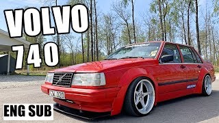 VOLVO 740 WIDEBODY