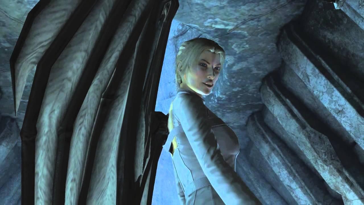 Tomb Raider 8: (2008) - Underworld: Cutscene (46) - Amelia ... Underworld Amelia