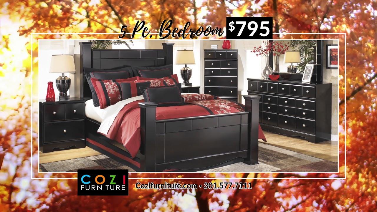 Cozi Furniture Beautifall Savings Youtube