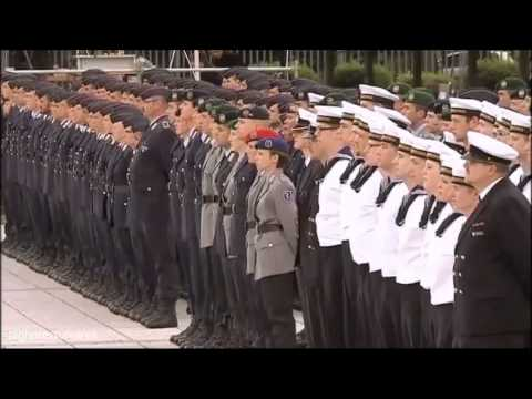 German Military | Sleeping Giant | Bundeswehr Demonstration | HD