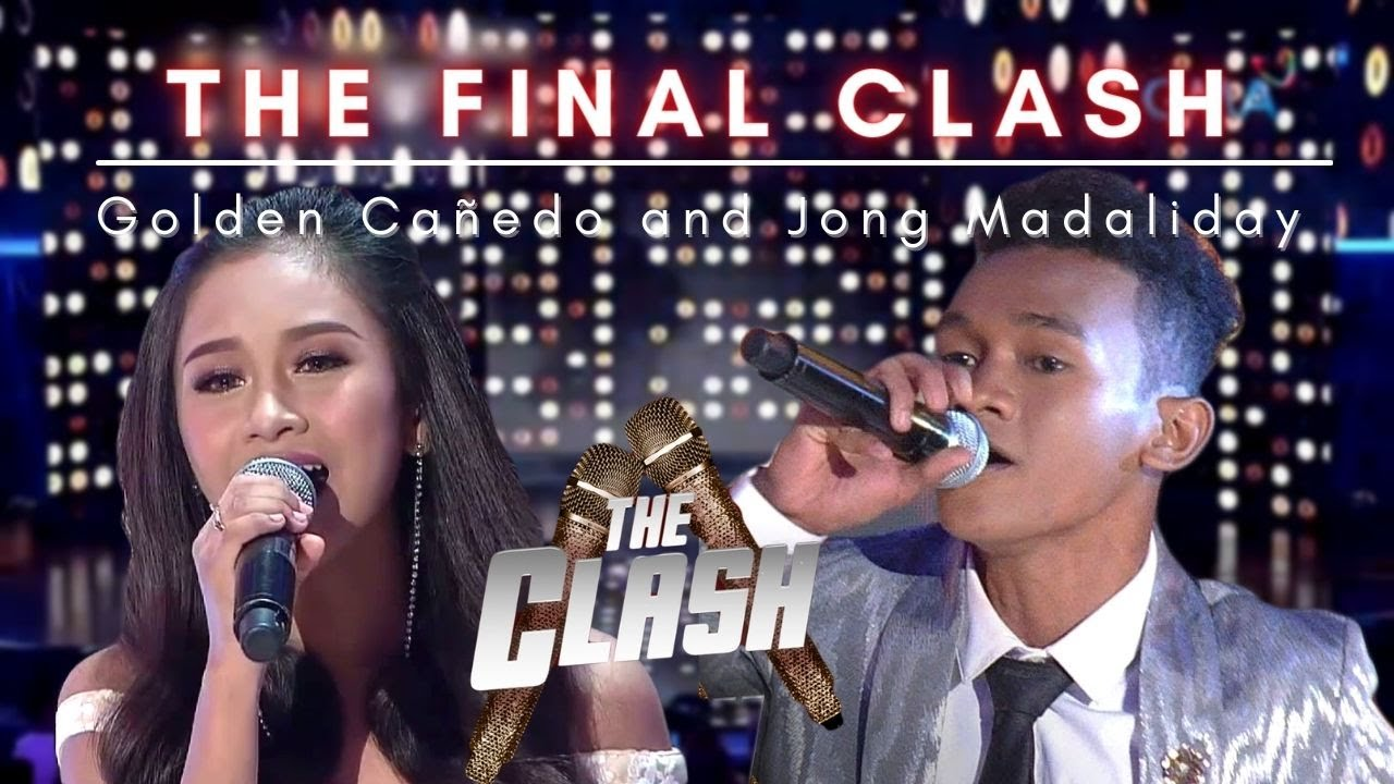 Download THE FINAL CLASH: Golden Cañedo vs Jong Madaliday   The Clash