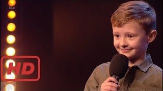 got talent america 2017 Britain's Got Talent 2017 Ned Woodman 8 Year Old Comedian Full Audition S11