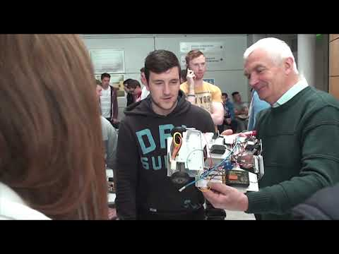 Electronic Engineering student Projects