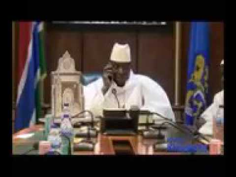 Latest On The Gambia Political Crisis On TFM Senegal