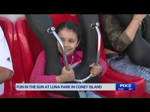 Coney Island kicks off unofficial start to...