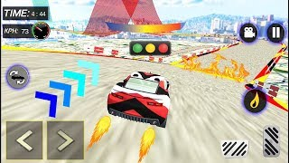 """Extreme City GT Racing Stunts """"New Update"""" GT Car Racers / Android Gameplay Video #2"""