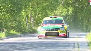 Cotnari Rally Team la Transilvania Rally 2018: Titi Aur & Silviu Moraru