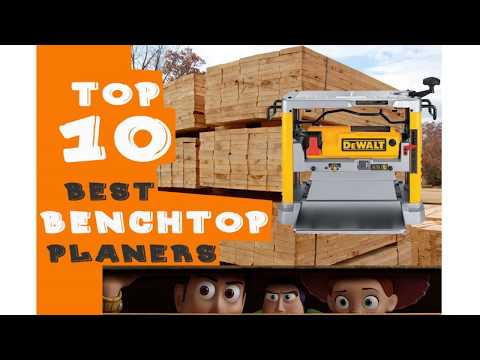 Top 10 Best Benchtop Planers
