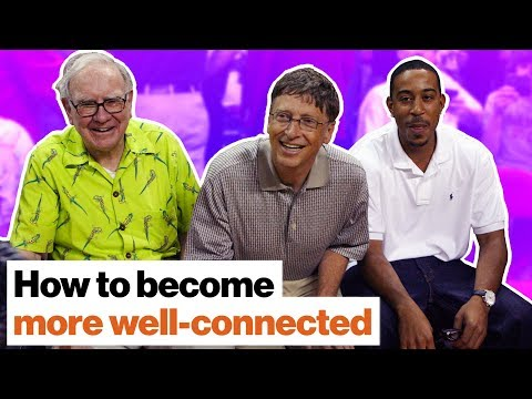 How to become more well-connected | Jared Kleinert